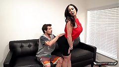 Busty Mom Kendra Lust Takes A Fat Pecker