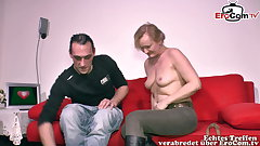 Mature polish german housewife seduced younger sponger