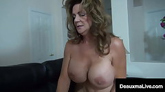 Fat Learn of Debt Collector Collects On Texas Cougar Deauxma!