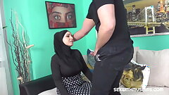 Gaffer Muslim gets fucked hard