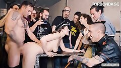 Congress Villeinage - #Emilio Ardana #Sofia Frizzled - Big Tits Russian MILF BDSM Drilled From Burdening someone