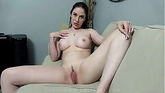 Babysitter Gets Hands on be advisable for Sex Ed with a Creampie Finish - Amiee Cambridge